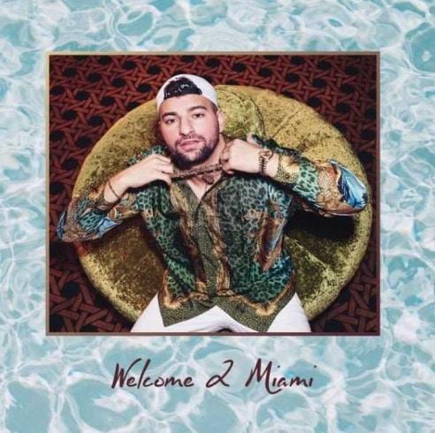 Miami Yacine – Welcome 2 Miami Album Cover