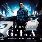 Milonair - Gangsters ticken anders Album Cover