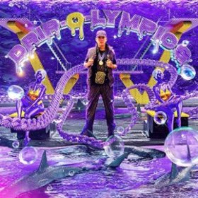Money Boy - Dripolympics Album Cover
