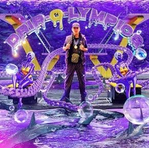 Money Boy - Dripolympics Album Cover