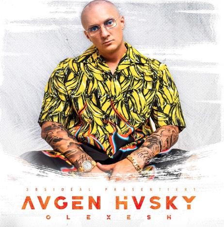 Olexesh – Augen Husky Album Cover