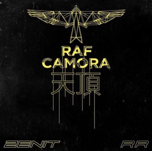 RAF Camora – Zenit RR Album Cover