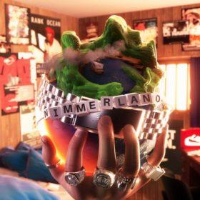RIN - Nimmerland Album Cover