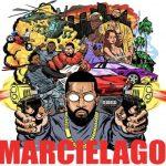 Roc Marciano - Marcielago Album Cover