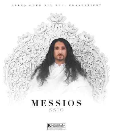 SSIO – Messios Album Cover