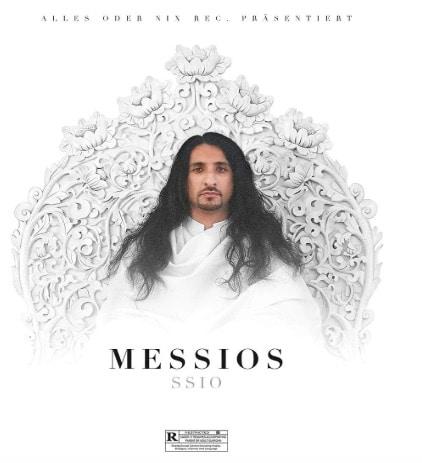 SSIO – Messios Album Cover