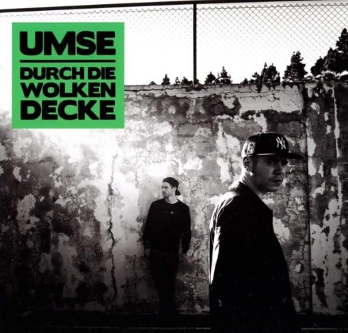 Umse – Durch die Wolkendecke Album Cover