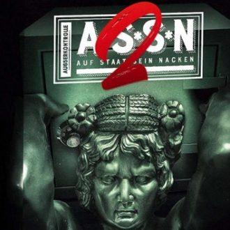 AK Ausserkontrolle - ASSN 2 Album Cover