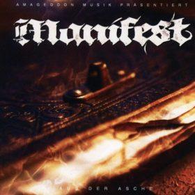Amageddon Musik - Manifest Album Cover