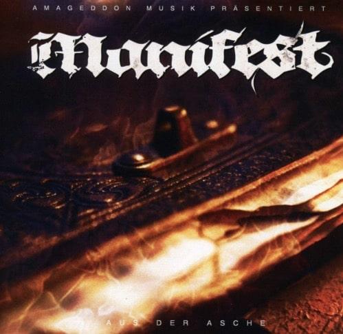 Amageddon Musik – Manifest Album Cover