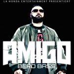 Bero Bass - Amigo Album Cover