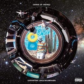 Dennis da Menace – Gravitative Wechselwirkung Album Cover