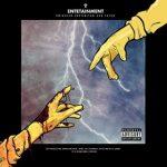 Entetainment - Zwischen Praeteritum und Futur Album Cover