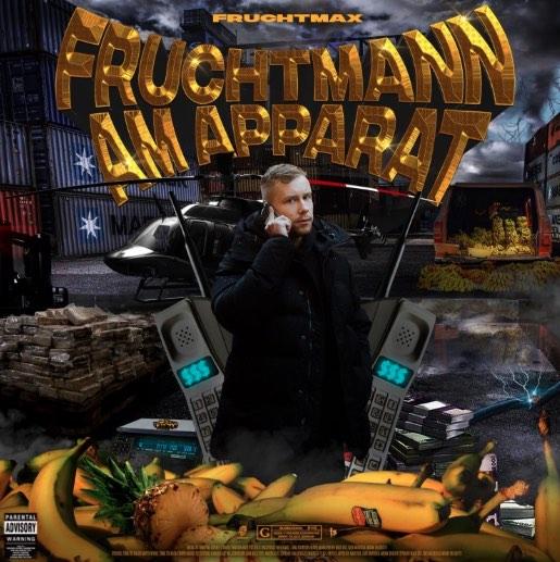 Fruchtmax – Fruchtmann am Apparat Album Cover