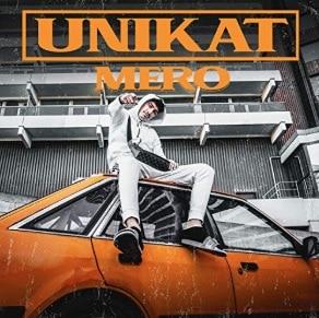 Mero – Unikat Album Cover