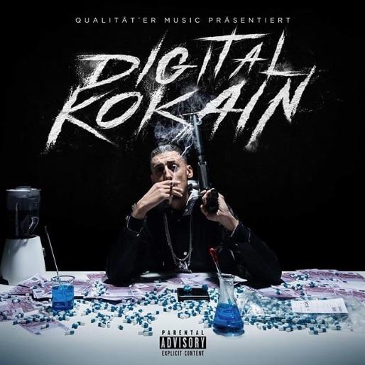 Ramo – Digital Kokain Album Cover