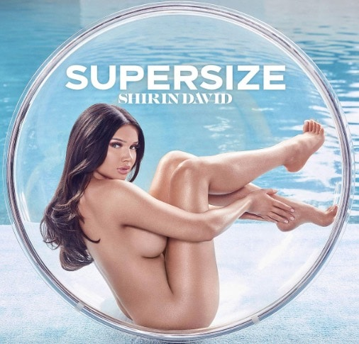 Shirin David – Supersize Album Cover
