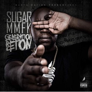 Sugar MMFK - Generation Beton Album Cover