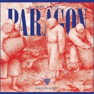 Tribez x Maniac - Paragon EP Cover