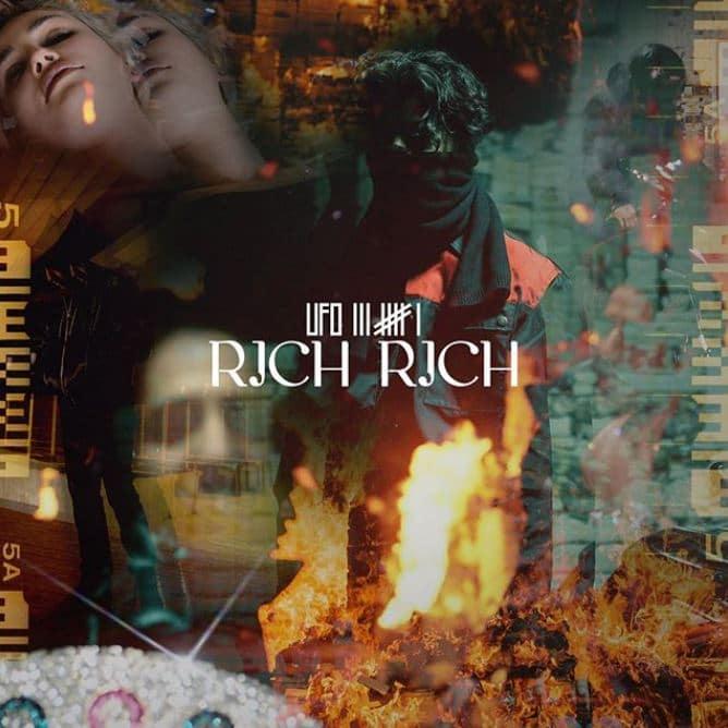 Ufo361 – Rich Rich Album Cover