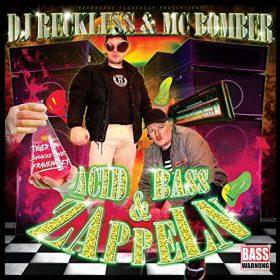Dj Reckless x MC Bomber - Acid Bass Zappeln Album Cover