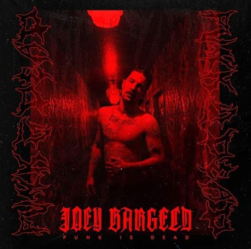 Joey Bargeld – Punk is dead Album Cover