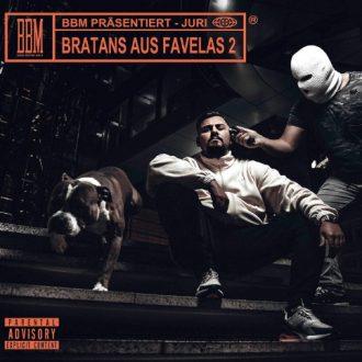 Juri - Bratans aus Favelas 2 Album Cover