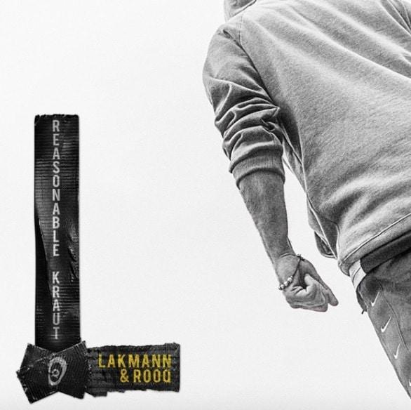 Lakmann – Reasonable Kraut Album Cover