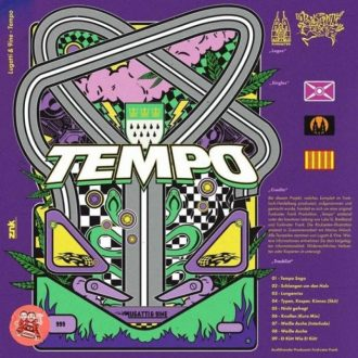 Lugatti x 9ine - Tempo Album Cover