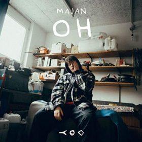 Majan - Oh EP Cover