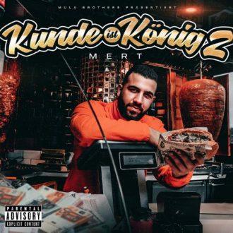 Mert - Kunde ist Koenig 2 Album Cover