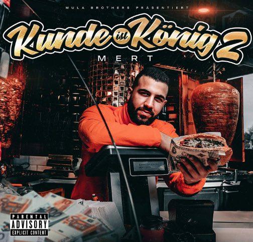 Mert – Kunde ist König 2 Album Cover