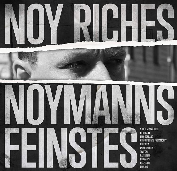 Noy Riches – Noymanns Feinstes Album Cover