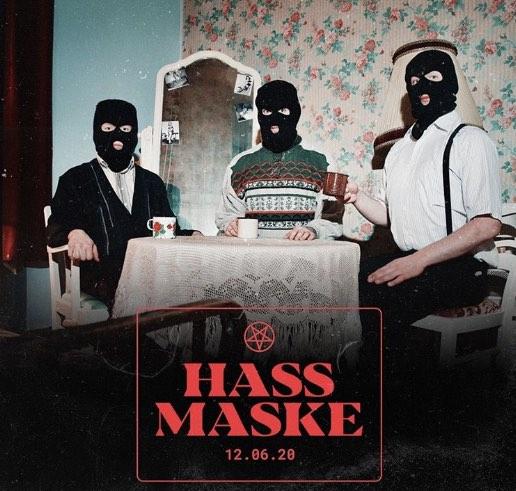 Ruffiction – Hassmaske Album Cover