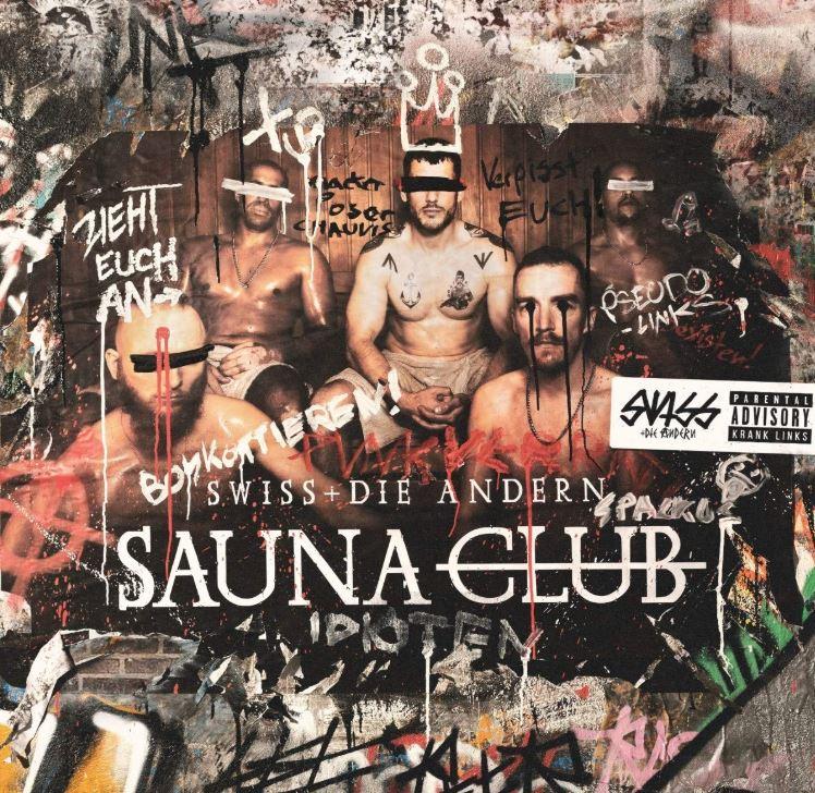 Swiss & die Andern – Saunaclub Album Cover
