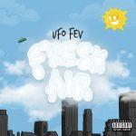 UFO Fesv und Statik Selektah – Fresh Air Album Cover
