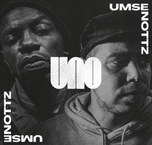 Umse & Nottz – Uno Album Cover