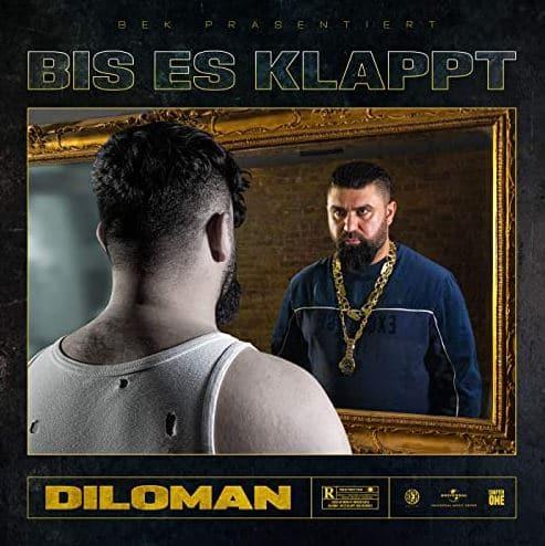 Diloman – Bis es klappt Album Cover