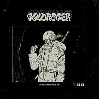 Goldroger - Diskman Antishock 2 Album Cover