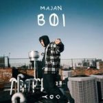 Majan - Boi EP Cover
