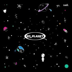 Sadi Gent - XO_Planet Album Cover