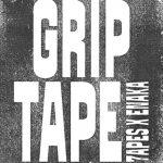 7apes x Enaka - Griptape Album Cover