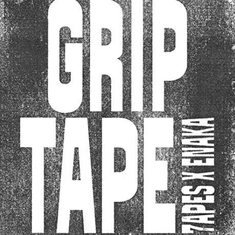 7apes & Enaka – Griptape Album Cover