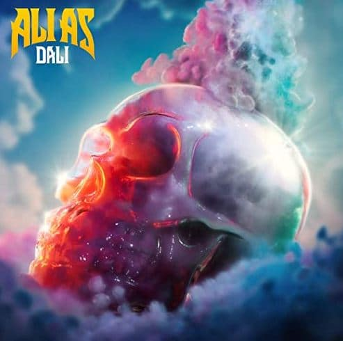 Ali As – Dali Album Cover