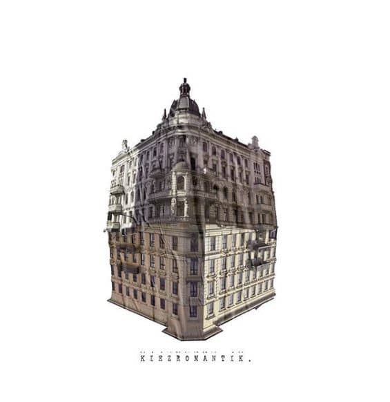 BHZ – Kiezromantik Album Cover
