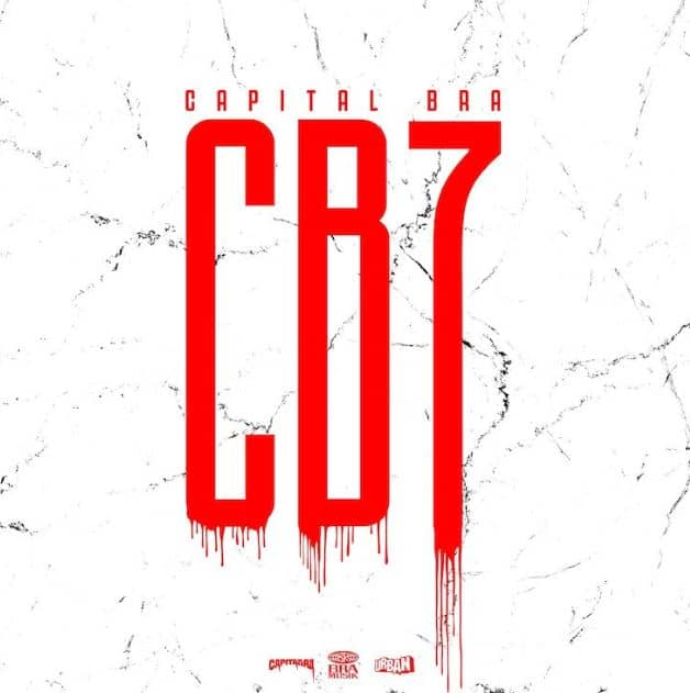 Capital Bra - CB7 Album Cover