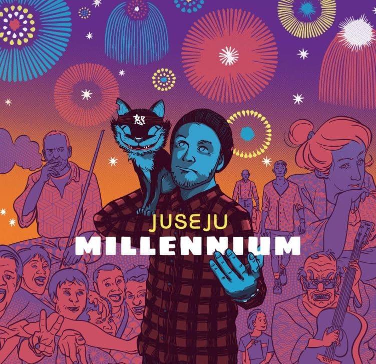 Juse Ju – Millennium Album Cover