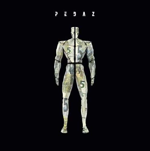 Pedaz – Vierfünfer Album Cover