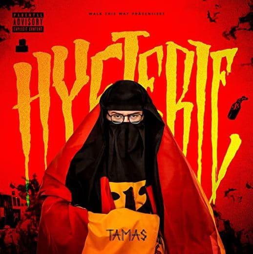 Tamas – Hysterie Album Cover