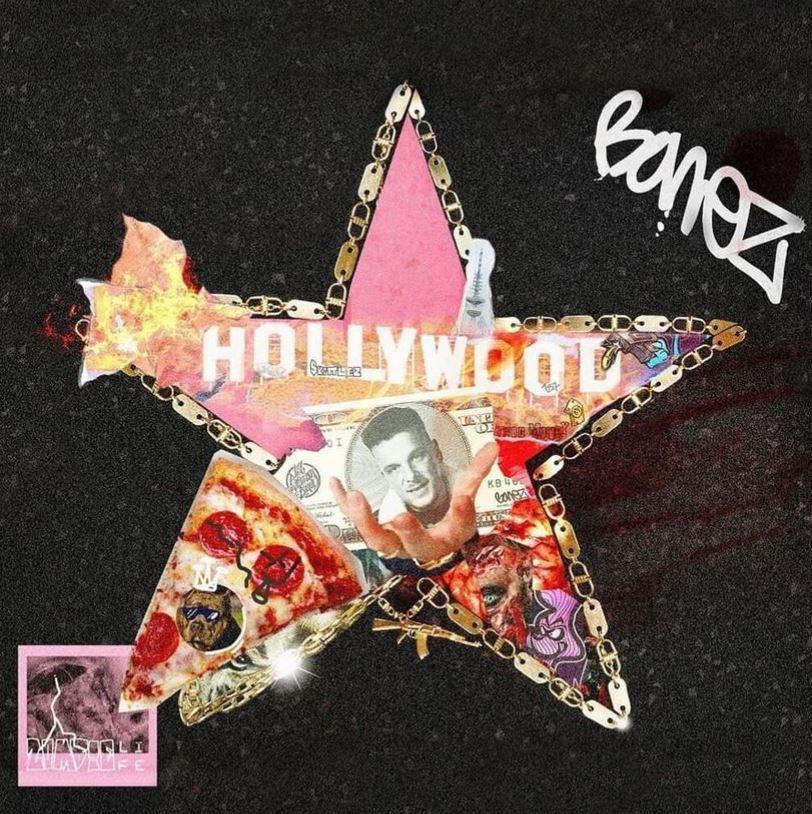 Bonez MC – Hollywood Album Cover